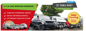 Sell Four-Wheel Drive for Cash Brisbane