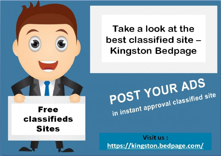 Take a look at the best classified site – Kingston Bedpage