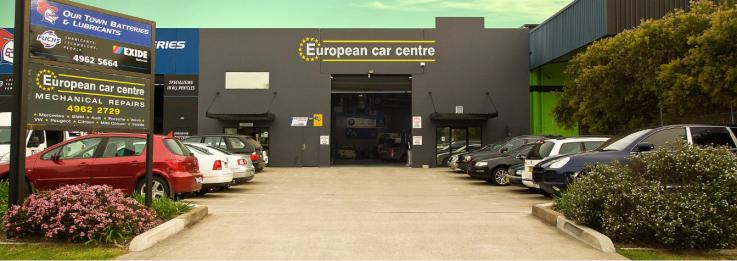 European Car Centre