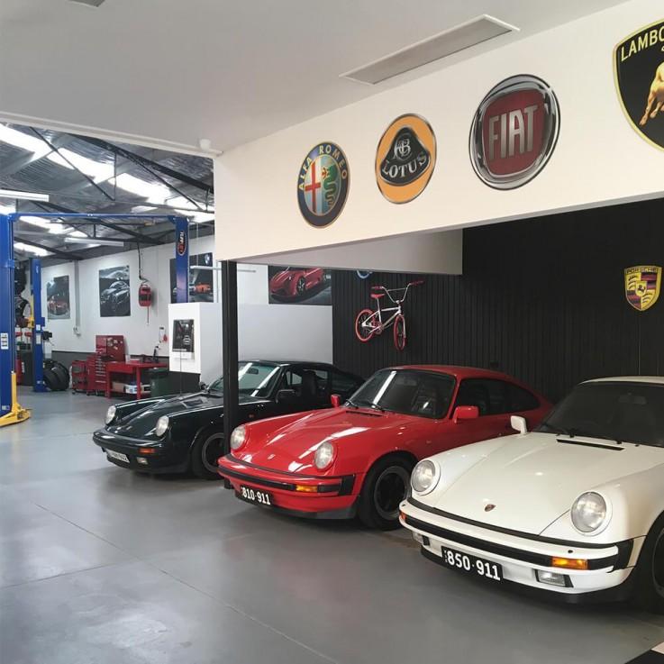 Euro Garage Melb ...