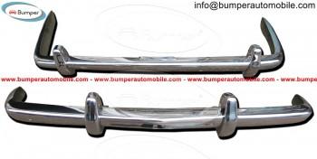 Rolls Royce Silver Shadow bumper