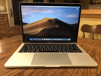 Apple MacBook Pro 13 Touch Bar 16GB 256G