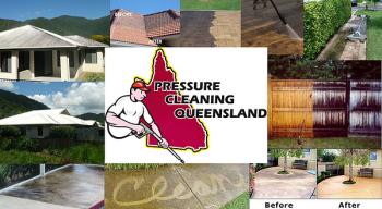 Pressure Cleaning Queensland - Cairns
