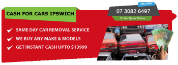 Sell Your Scrap Vehicle for Cash Ipswich