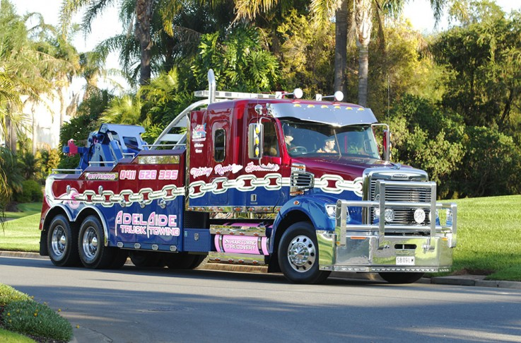 24 Hour Tow Truck Service | Adelaide Truck Towing