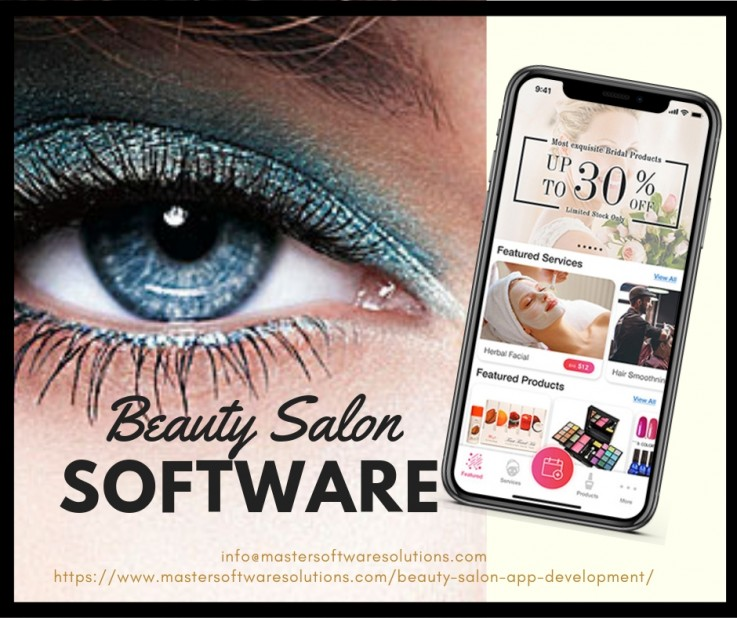 Salon Booking App