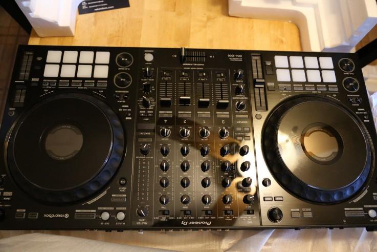 For Sale Brand New Pioneer DJ DDJ-1000 4