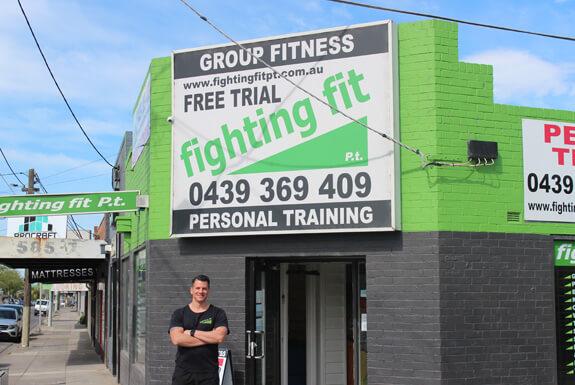 Gym Preston | Fighting Fit PT