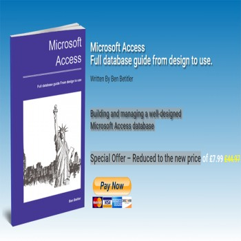 Microsoft Access Full database guide fro