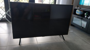 2018 Samsung 43 inch UA43NU7100 Smart TV