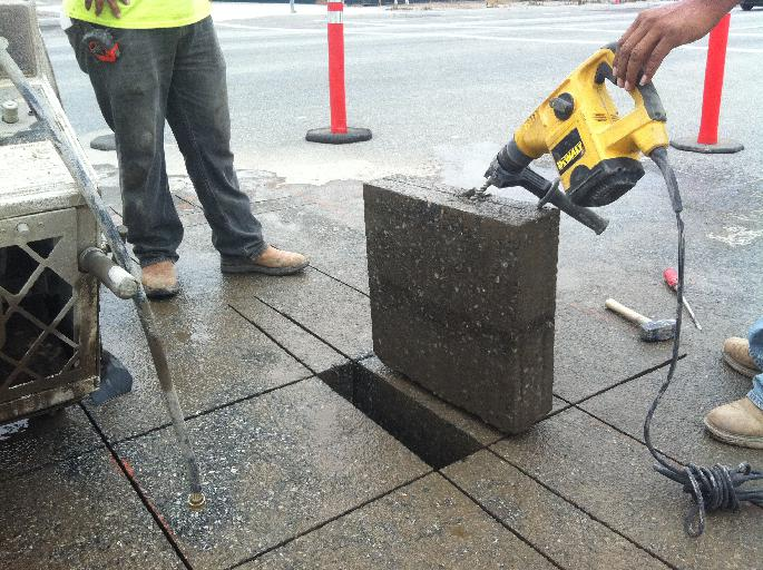 Concrete Cutting ...
