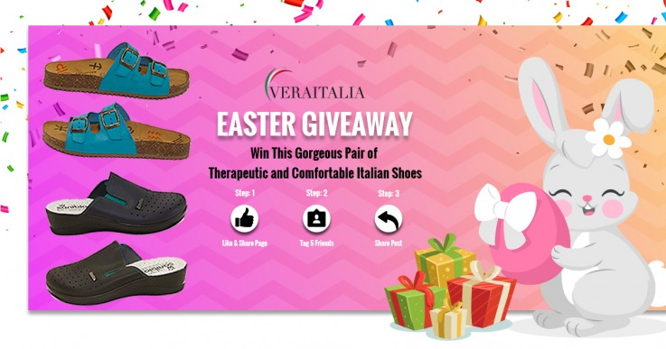 VeraItalia is back with another giveaway