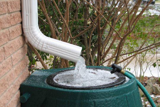 New Coerco 2200Litre Rain Water Tank