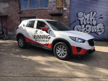 Vehicle Wraps in Sydney