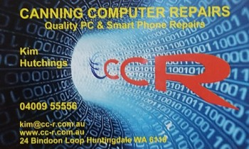 Canning Computer Repairs