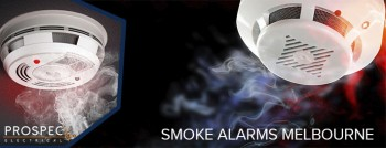 Smoke Alarms Melbourne - Prospec Electri
