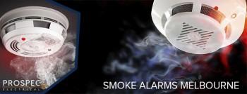 Smoke Alarms Melbourne - Prospec Electri
