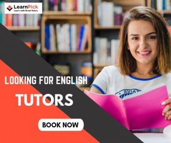 Find the Best English tutors in Perth