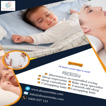 Child Sleep consultant in Brisbane