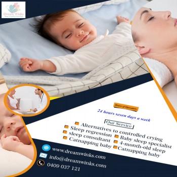 Child Sleep consultant in Brisbane
