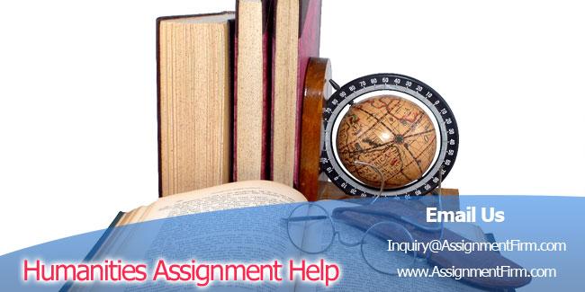 Humanities Assig ...