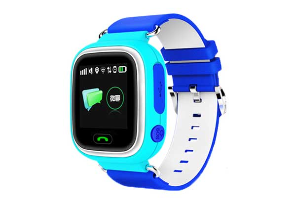 kids gps tracker smart watch - ThinkRace