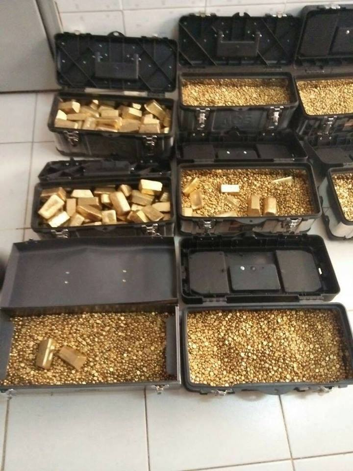 We are offering pure gold bars for sale