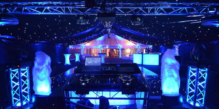 A Tailor-Made Dj and Audio Hire Solution