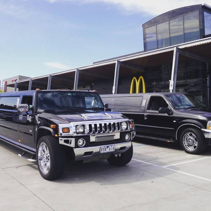 Exclusive Limousines - Limo Hire