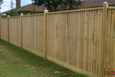 Timber Fence Wollert