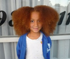 Afro & Curly ...