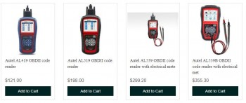 Autel Scan Tools | Scan Tools