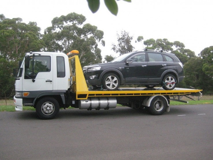 Tilt Tray Towing ...