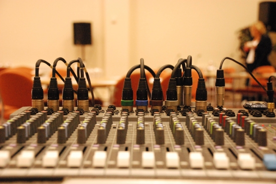 Are You Looking For Audio Visual and DJ?