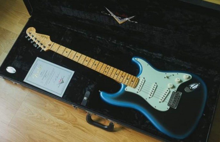 High end guitar collect for sale