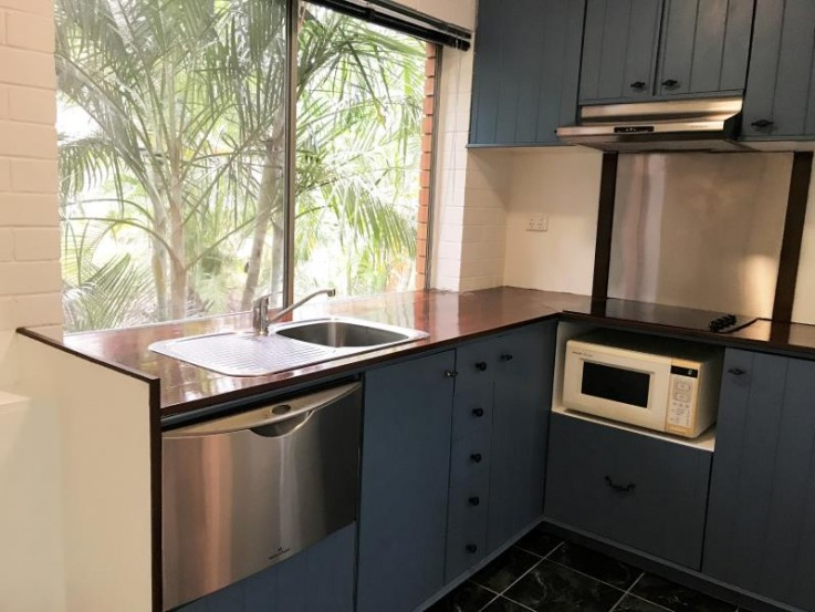 2 bedroom unit, St Lucia