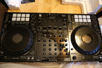 Brand New Pioneer DJ DDJ-1000 4-Channel