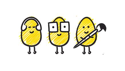 Eggmen Design