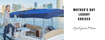Spoil Your Mum On this Mothers day with Melbourne Boat hire !!