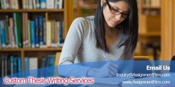 The most reliable Custom Thesis Writing Services in Australia