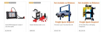 Diagnostic Scan Tools and Accessories |