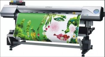 Roland RE640 Digital Fabric Printer