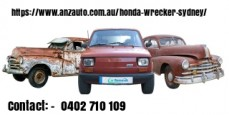 Best Honda wrecker in Sydney with the sp