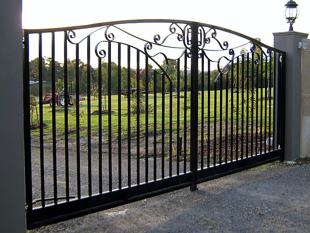 Best Automatic & Wrought Iron Gates