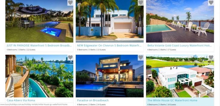 Holiday Apartments Gold Coast QLD