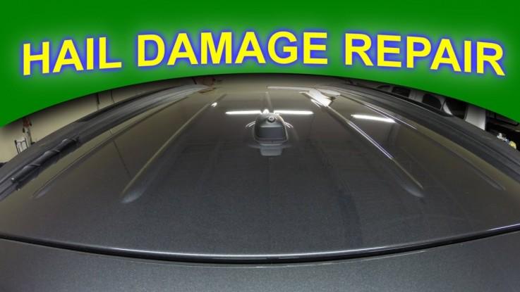 Hail Damage Repair Kingsgrove