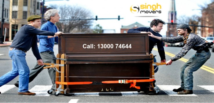 Piano Movers Melbourne | Singh Movers