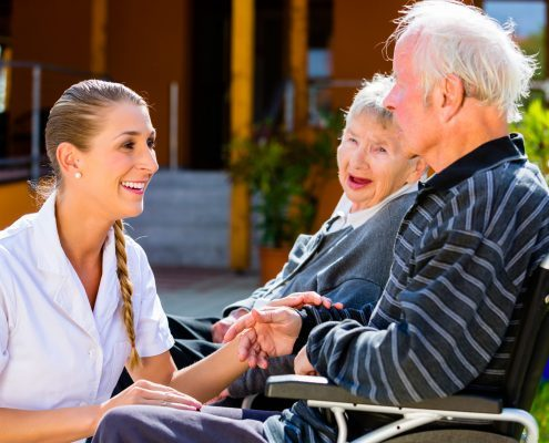 Looking for Career in Aged Care?