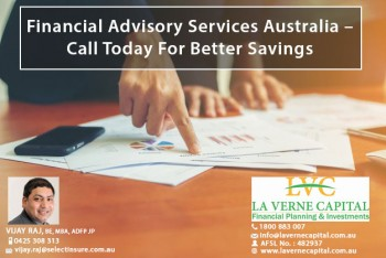 Financial Advisory Services Australia