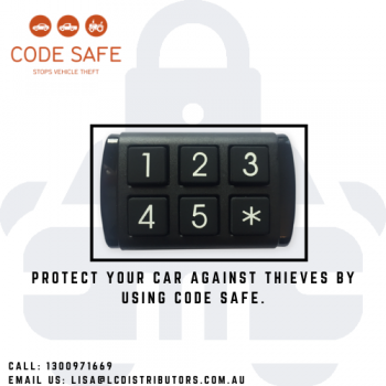 CODE SAFE | Now Protect Your Car from Th